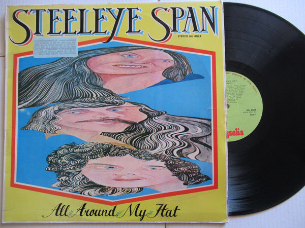 Steeleye Span | All Around My Hat (RSA VG+)