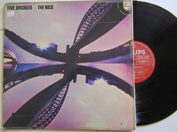 The Nice | Five Bridges (RSA VG)