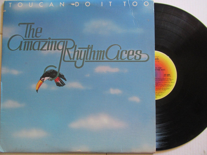The Amazing Rhythm Aces | Toucan Do It Too (USA VG)