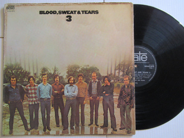 Blood, Sweat & Tears | 3 (RSA VG)