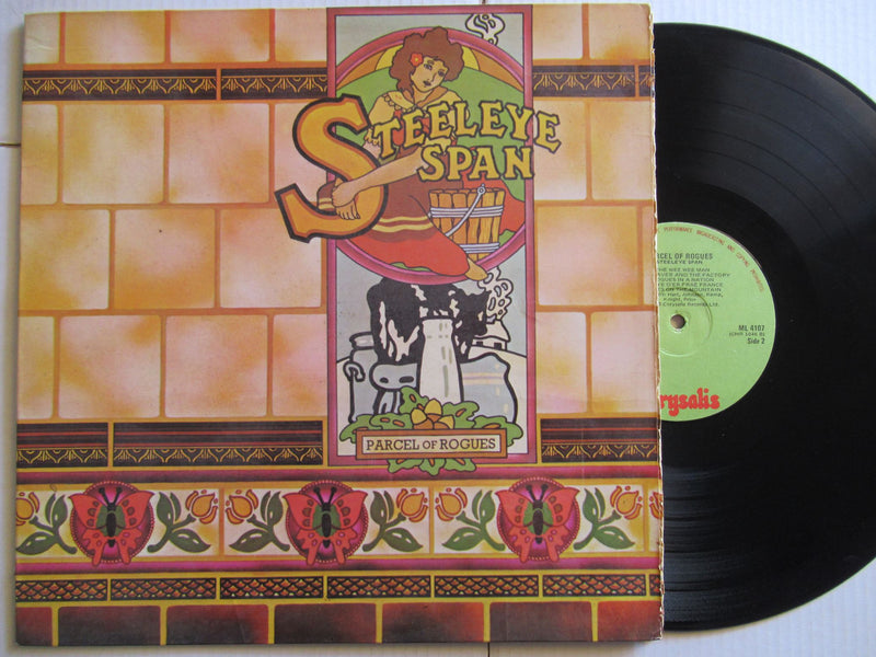 Steeleye Span | Parcel Of Rogues (RSA VG)
