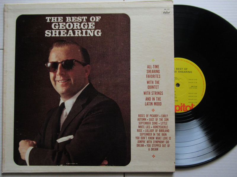 George Shearing | The Best Of George Shearing (USA VG+)