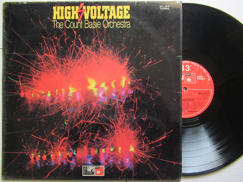 The Count Base Orchestra | High Voltage (RSA VG)