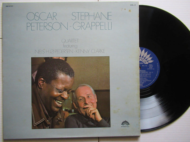 Oscar Peterson | Stephane Grappelli Vol.2 (USA VG+)