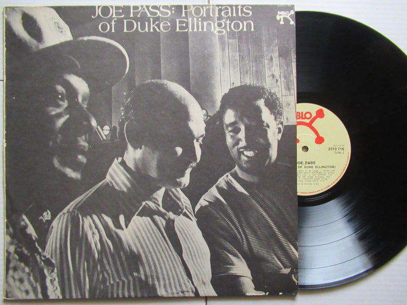 Joe Pass |  Portraits Of Duke Ellington (RSA VG)