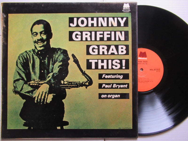 Johnny griffin | Grab This (RSA VG+)