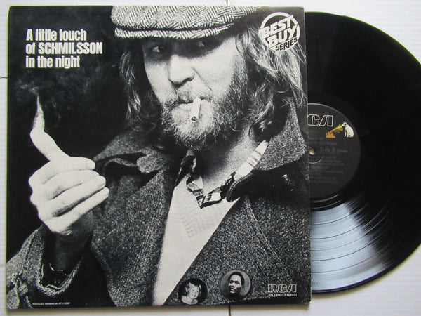 Harry Nilsson | A Little Touch Of Schmilsson In The Night (USA VG+)