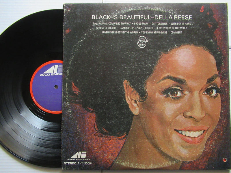 Della Reese | Black Is Beautiful (USA VG+)