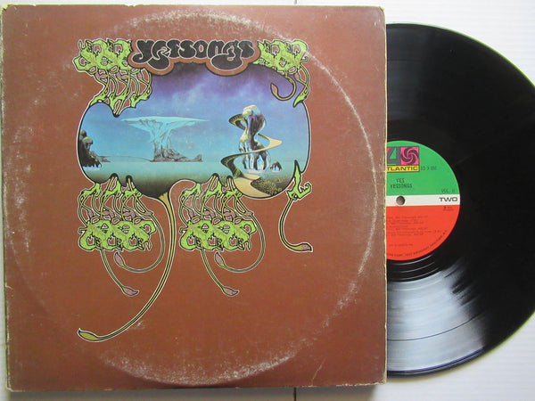 Yes | Yessongs (USA VG 3 LPs)