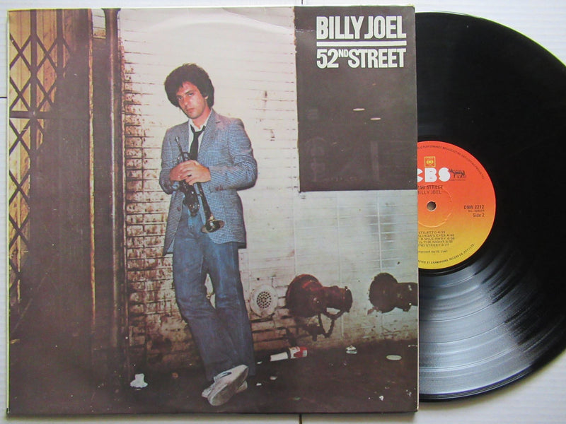 Billy Joel | 52nd Street (RSA VG)