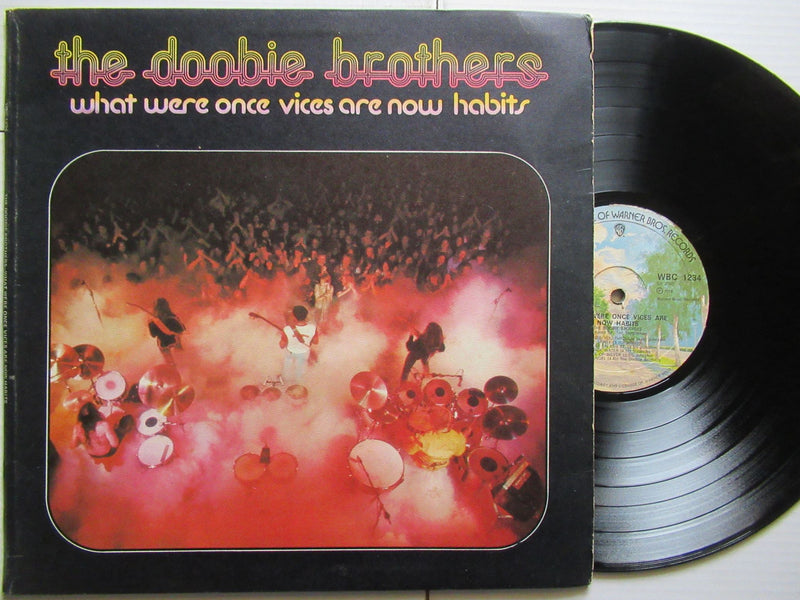 The Doobie Brothers | What Were Once Vices Are Now Habits (RSA VG)