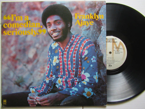 Franklyn Ajaye | I'm A Comedian Seriously (USA VG+)