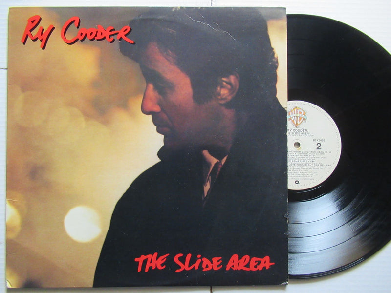 Ry Cooder | The Slide Area (USA VG)