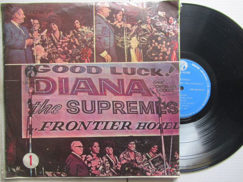 Diana Ross And The Supremes | Farewell (Taiwan VG+ 2LP)