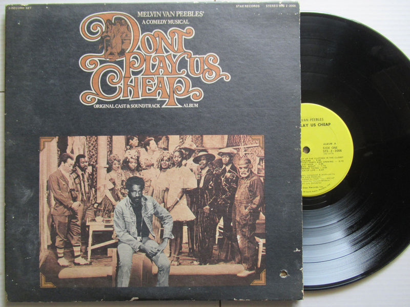 Melvin Van Peebles | Don't Play Us Cheap | Soundtrack (USA VG)