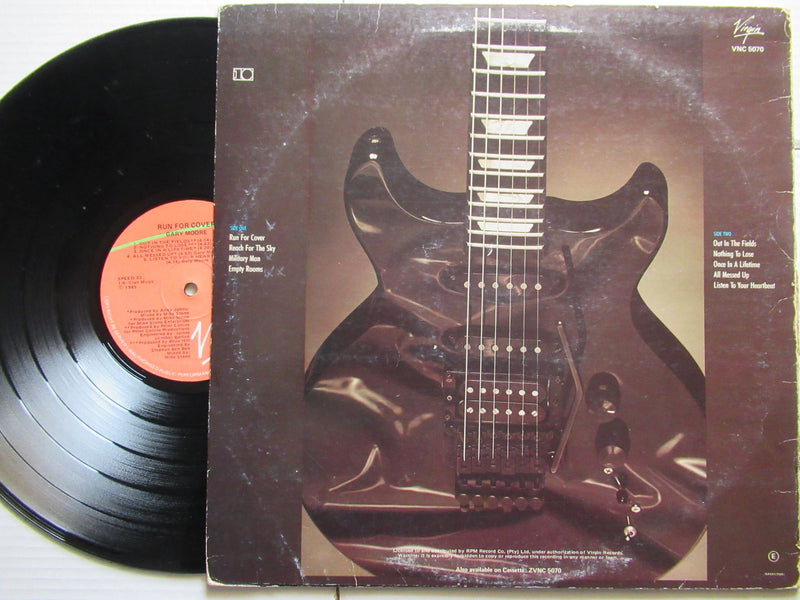 Gary Moore | Run For Cover (RSA VG)