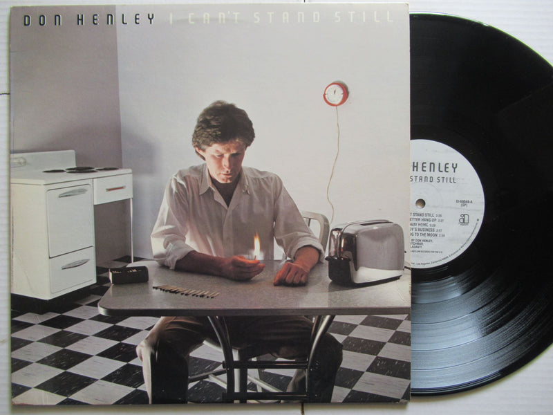 Don Henley | I Can't Stand Still (USA VG+)