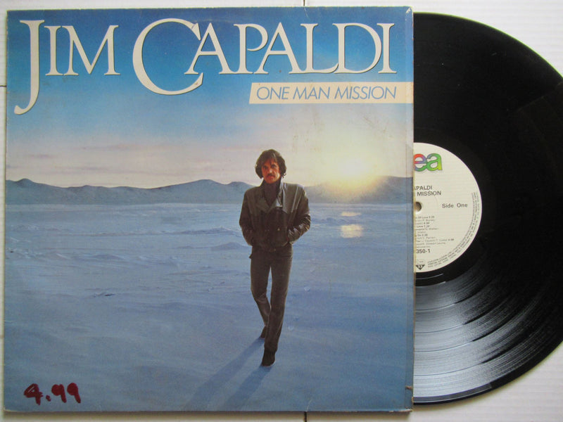 Jim Capaldi | One Man Mission (Germany VG+)