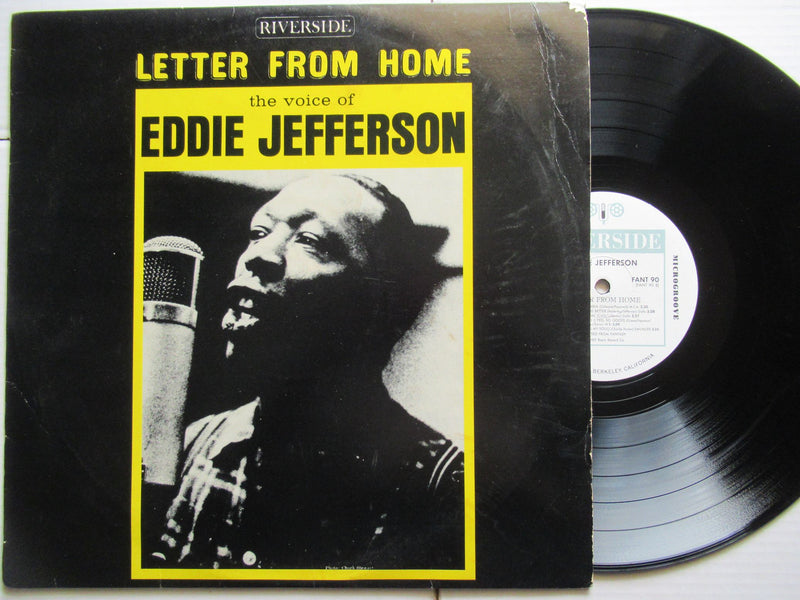 Eddie Jefferson | Letter From Home (RSA VG+)