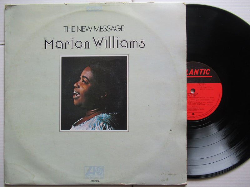 Marion Williams | The New Message (RSA VG)