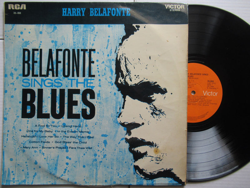 Harry Belafonte | Belafonte Blues (RSA VG+)