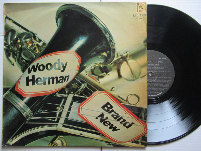 Woody Herman | Brand New (RSA VG)