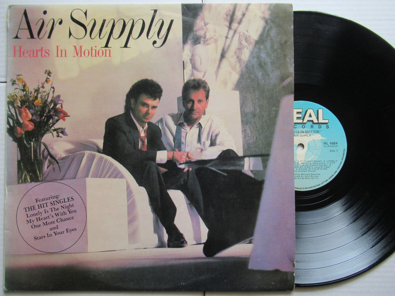 Air Supply | Hearts in Motion (RSA VG)