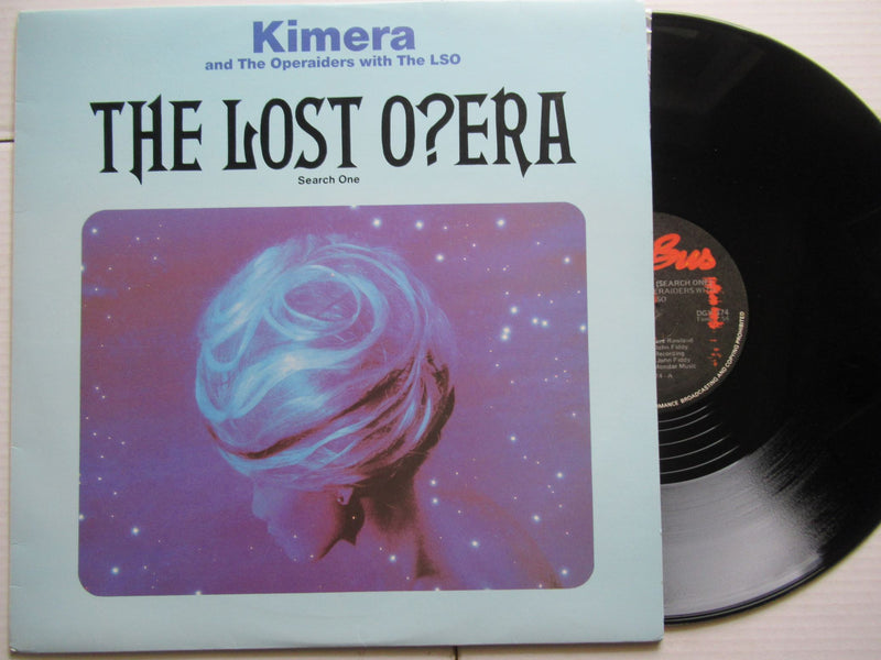 Kimera And Operaiders With The LSO | The Lost Opera (RSA VG+)