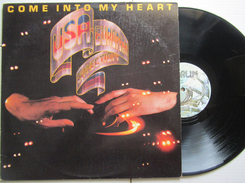 USA-European Connection | Come Into My Heart (USA VG)