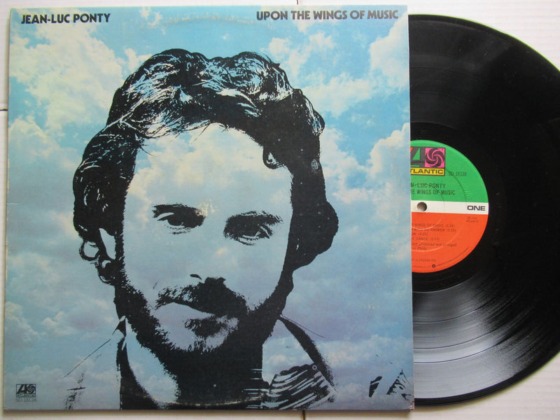 Jean Luc Ponty | Upon The Wings of Music (USA VG+)
