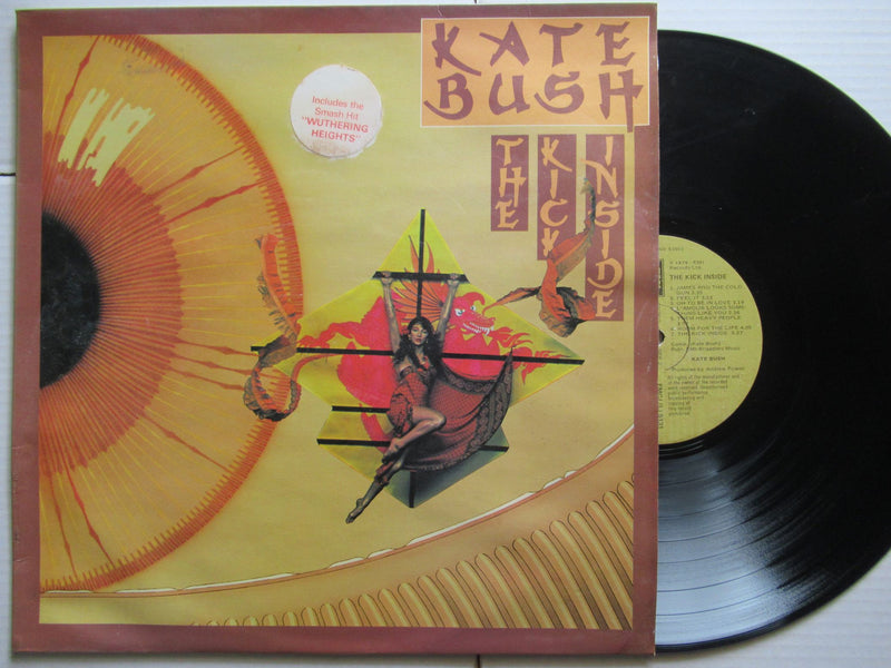 Kate Bush | The Kick Inside (RSA VG+)