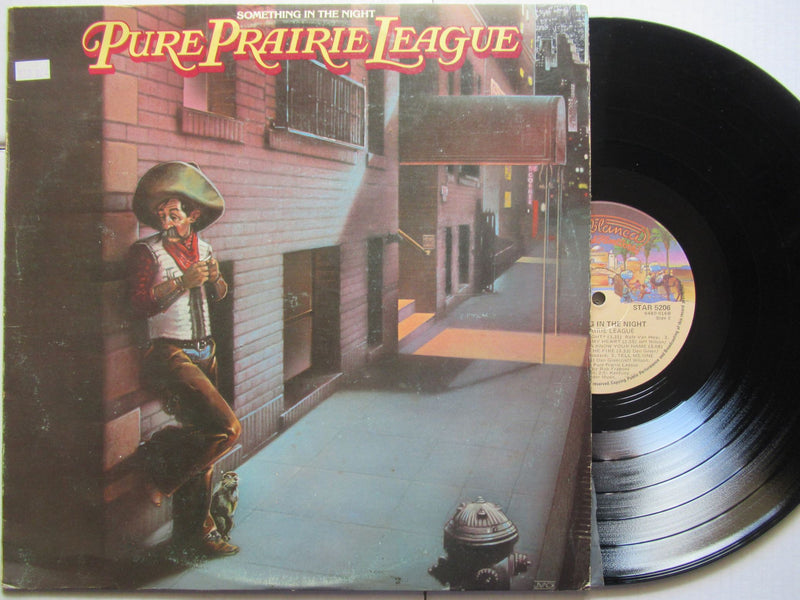 Pure Prairie League | Something In The Night (RSA VG+)
