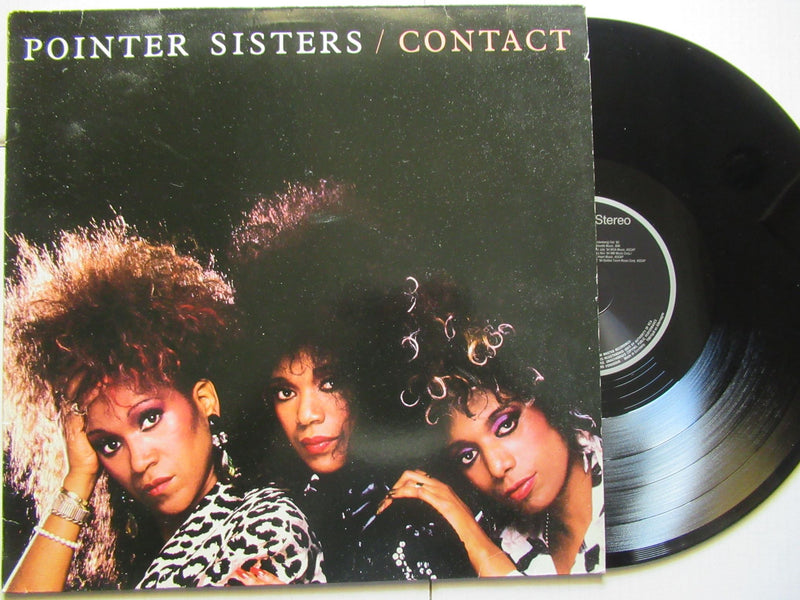 Pointer Sisters | Contact (Germany VG)