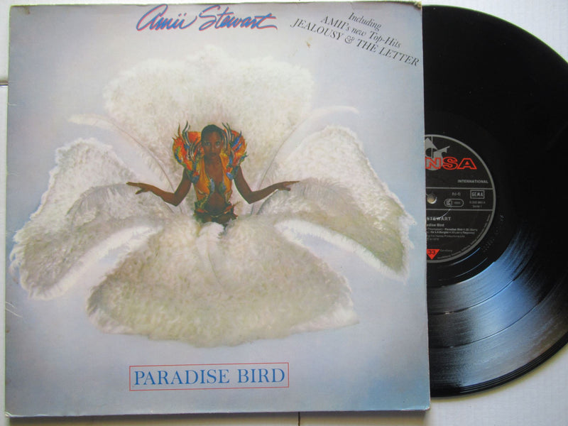 Amii Steward | Paradise Bird (Germany VG)