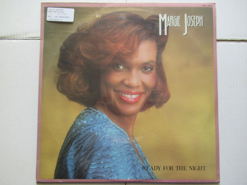 Margie Joseph | Ready For The Night (RSA Sealed)