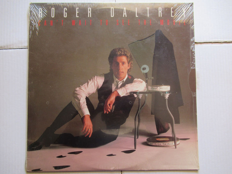 Roger Daltrey | Can't Wait To See The Movie (USA Sealed)