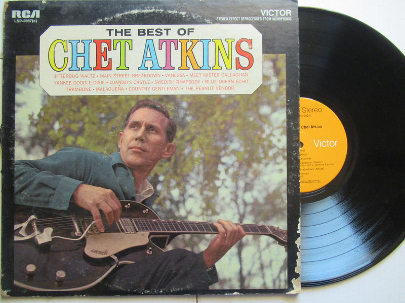 Chet Atkins | The Best Of Chet Atkins (USA VG+)