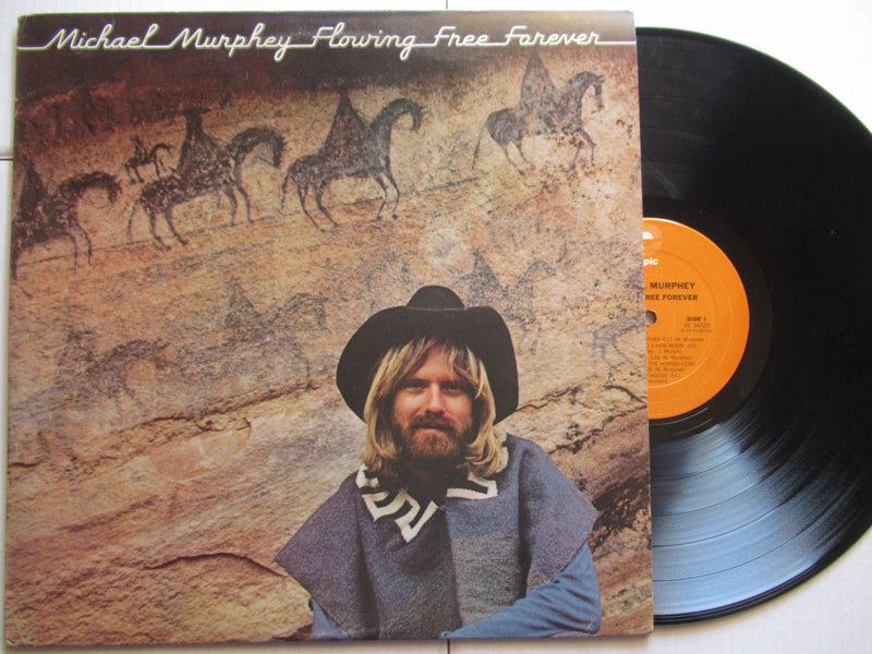 Michael Murphey | Flowing Free Forever (USA VG)