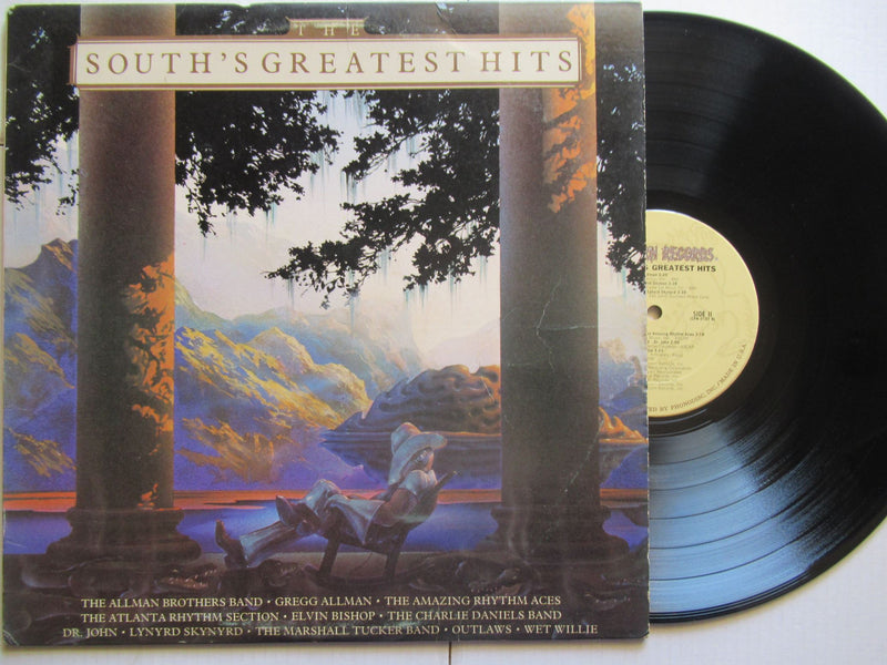 "Various Artists| The South""s Greatest Hits (USA VG)"
