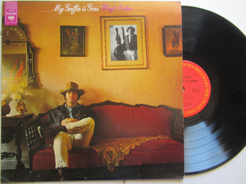 Hoyt Axton | My Griffin Is Gone (USA VG+)