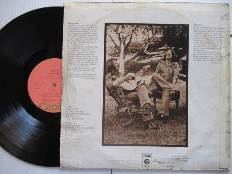 Glen Campbell | Reunion (RSA VG)