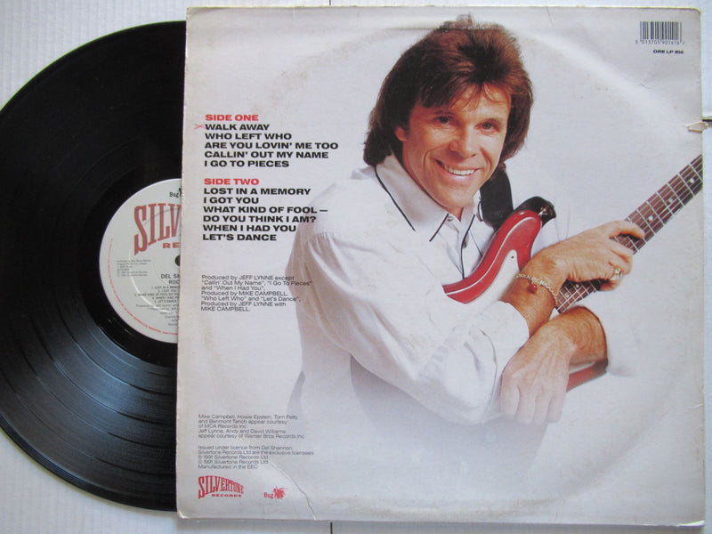 Del Shannon | Rock On (EEC VG+)
