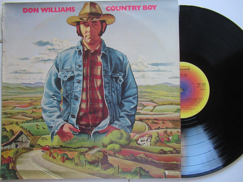 Don Williams | Country Boy RSA VG+