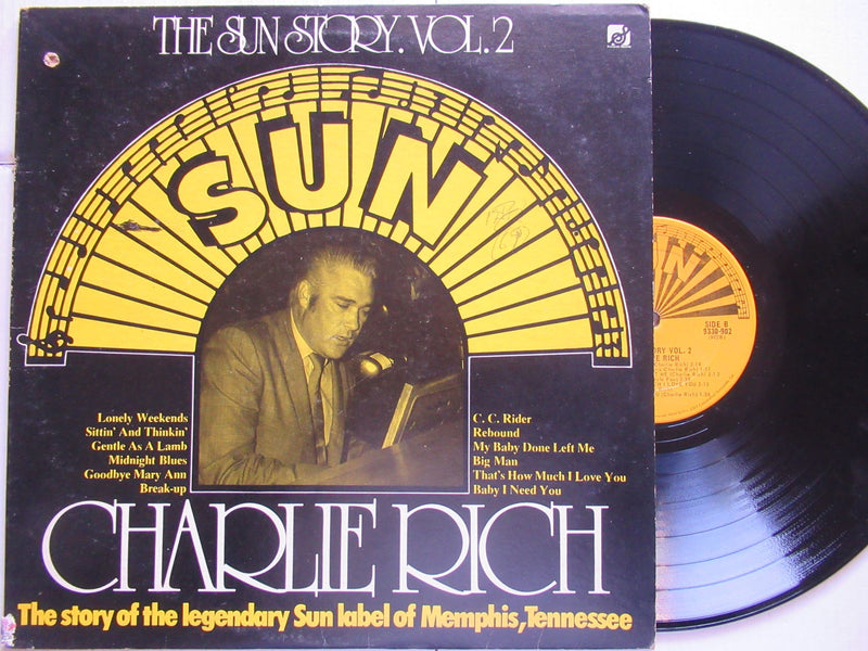 Charlie Rich | The Sun Story Vol.2 (USA VG+)