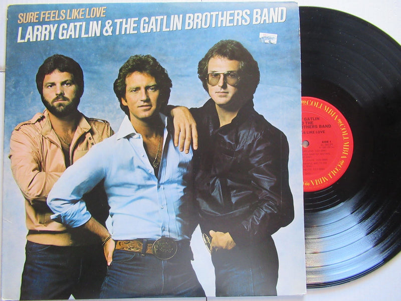 Larry Gatlin & The Gatlin Brothers Band | Sure Feels Like Love (USA VG+)
