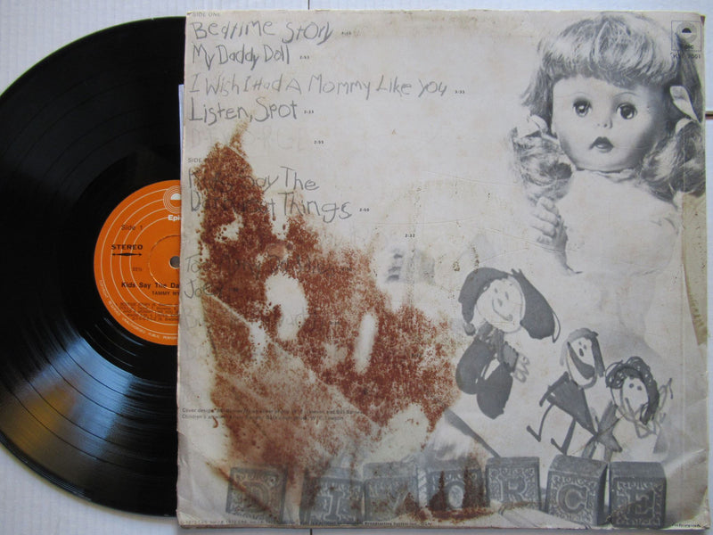 Tammy Wynette | Kids Say The Darndest Things (RSA VG+)