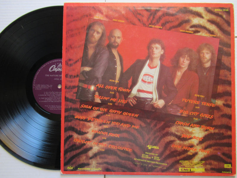 April Wine | The Nature of The Beast (RSA VG+)