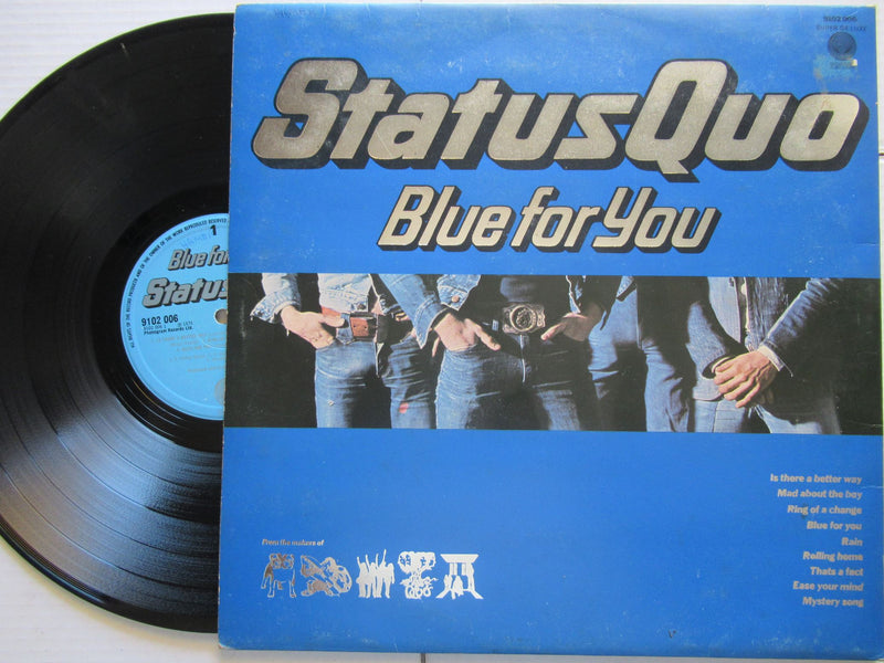 Status Quo | Blue For You (UK VG-)
