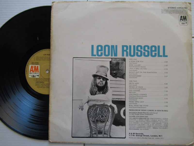 Leon Russell | Leon Russell (UK VG)