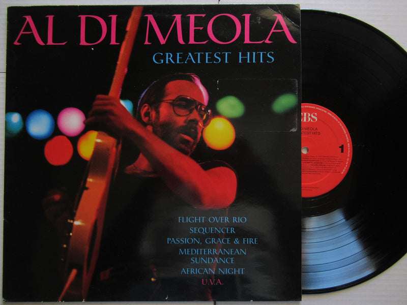 Al Di Meola | Greatest Hits (Germany VG+)